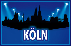 Blaulicht-Union Party – Freitag 01. Nov 2019 – Köln