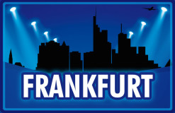 Blaulicht-Union Party – Samstag 21. Sept 2019 – Frankfurt