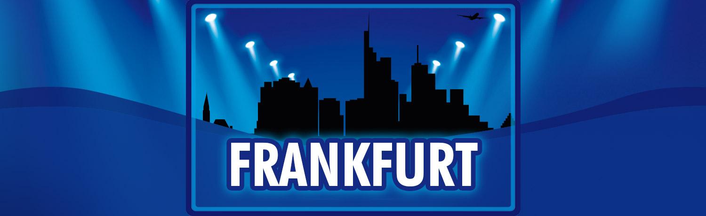 Blaulicht-Union Party – Samstag 26. Sept 2020 – Frankfurt